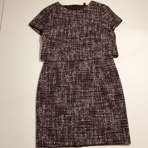 Brooks Brothers Tweed Dress